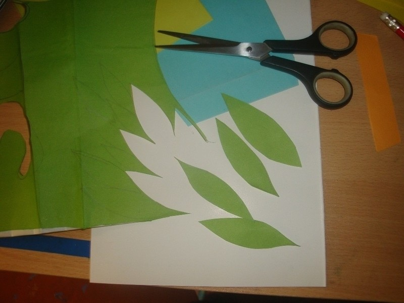 Paper Cut Wall Art How To Cut A Piece Of Papercutting