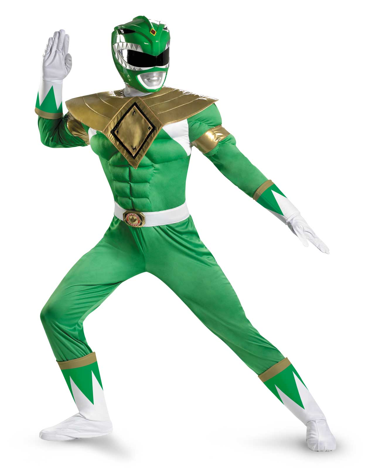 Adult Power Ranger Costume Green Ranger Costume. SaveEnlarge  sc 1 st  Meningrey & Power Ranger Samurai Costume For Boys - Meningrey