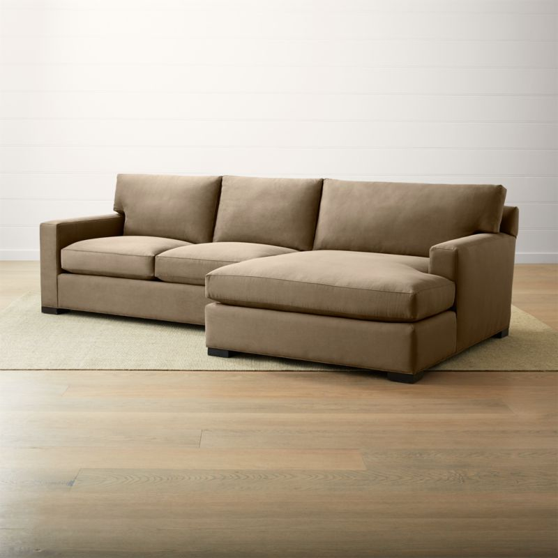 Double Chaise Sectional Sofa Amusing Double Chaise