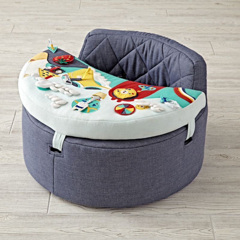 Playtime Pals Baby Activity Chair Reviews Crate And Barrel