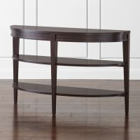 Crate And Barrel Sofa Table | Review Home Co