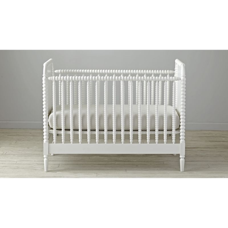 White Jenny Lind Crib Reviews Crate And Barrel