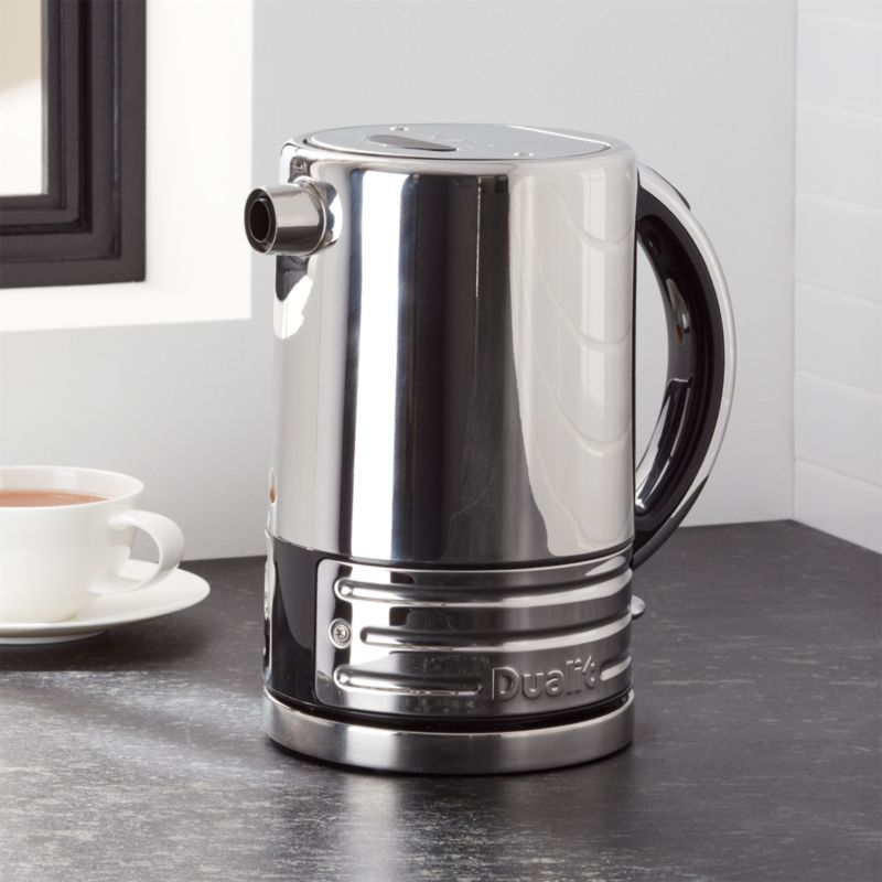 Houzz Benches 1.5 Liter Dualit Electric Kettle + Reviews | Crate And Barrel