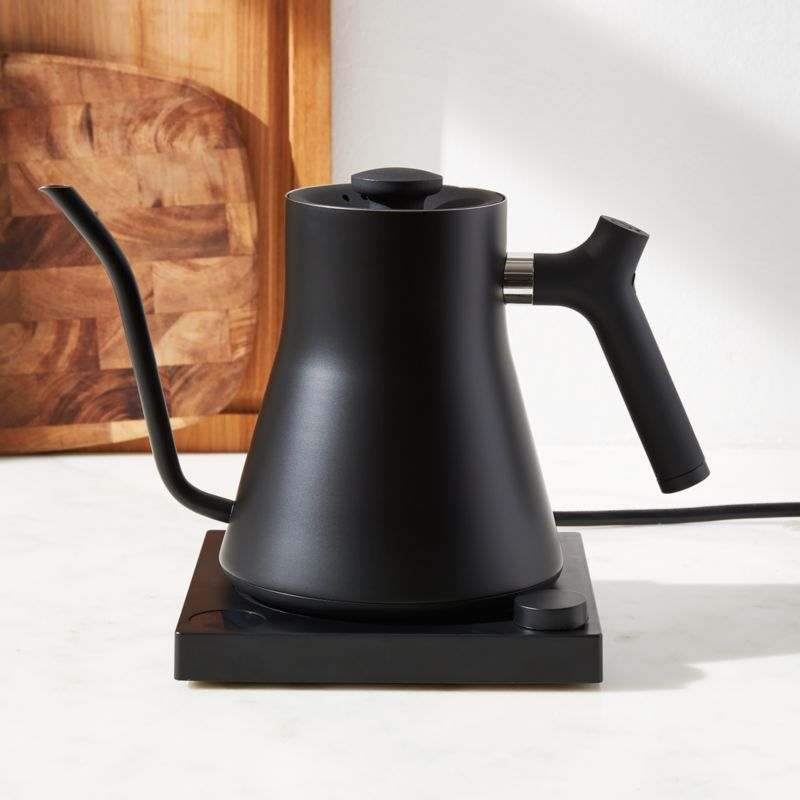 Daybeds Houzz Fellow Stagg Matte Black Electric Kettle + Reviews | Crate