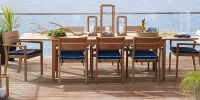 Outdoor Furniture Sets   Crate and Barrel
