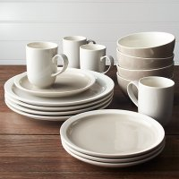 Graeden 16-Piece Dinnerware Set | Crate and Barrel