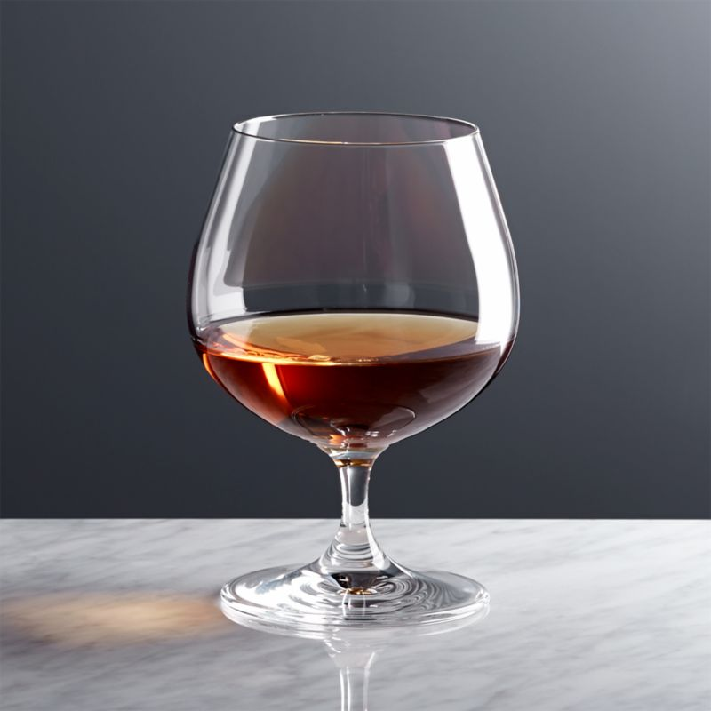 Houzz Store Oregon Brandy Snifter + Reviews | Crate And Barrel