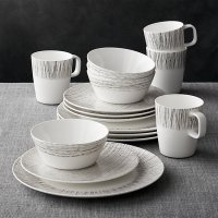 Ito 16-Piece Dinnerware Set | Crate and Barrel