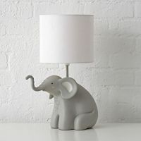 Elephant Table Lamp + Reviews | Crate and Barrel