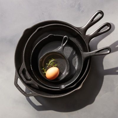 Lodge Cast Iron Skillets | Crate and Barrel