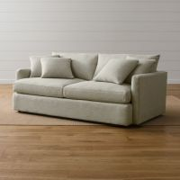 Lounge II 3-Piece Sectional Sofa | Crate and Barrel