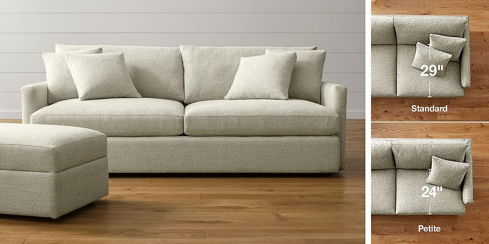 Living Room Sets Crate and Barrel - crate and barrel living room