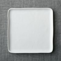 Mercer Square Dinner Plate | Crate and Barrel