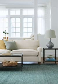 Montclair 2-Seat Sofa Cream Rolled Arm Sofa + Reviews ...