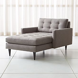 Chaise Lounge Sofas & Chairs | Crate and Barrel