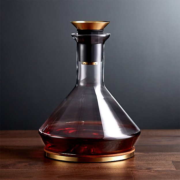 Karaffe Wein Rabbit ® Rbt Decanter | Crate And Barrel