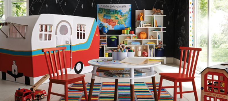 Kids Playroom Inspiration Crate And Barrel