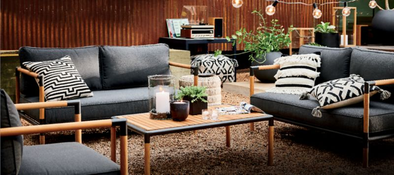 Location Table Chaise Jardin Best Outdoor Patio Furniture Crate And Barrel