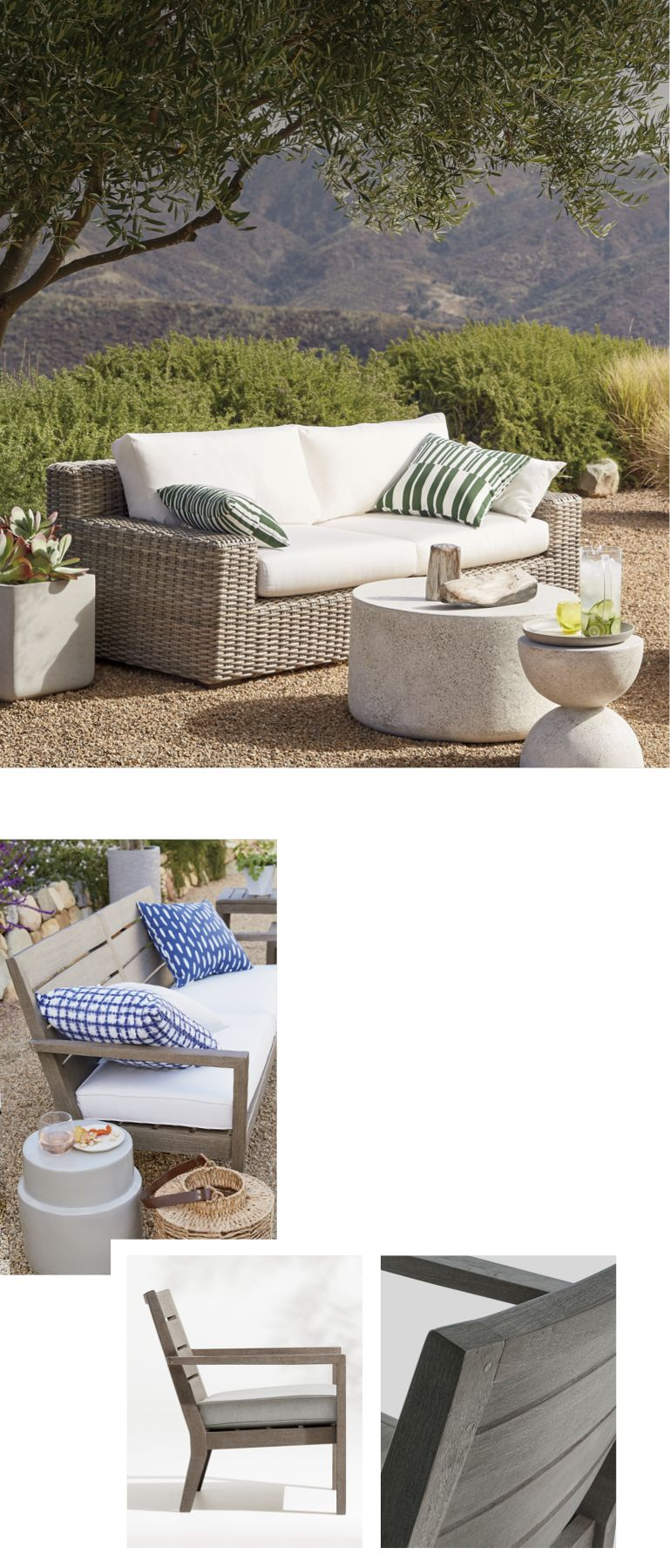 Best Outdoor Patio Furniture Crate And Barrel - Garden Furniture Clearance Co Reviews