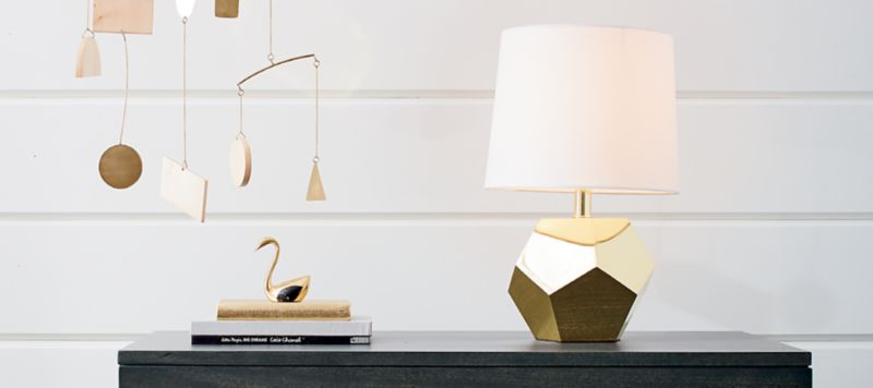 Table Lamps For Kids Kids Lighting And Night Lights Crate And Barrel