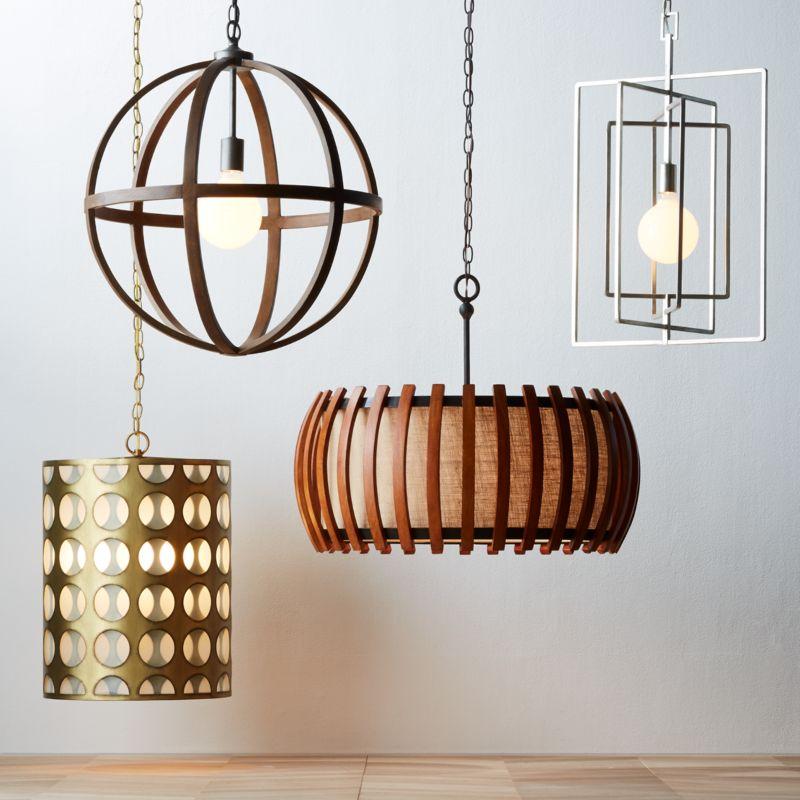 Crate And Barrel Lighting Fixtures