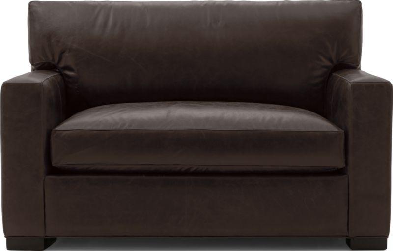 Leather Twin Sleeper Sofa Leather Twin Sofa Sleeper Chairs