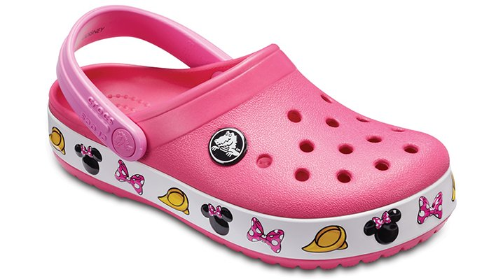 Kids39 Crocbandtm Minnie Mouse Clog Crocs