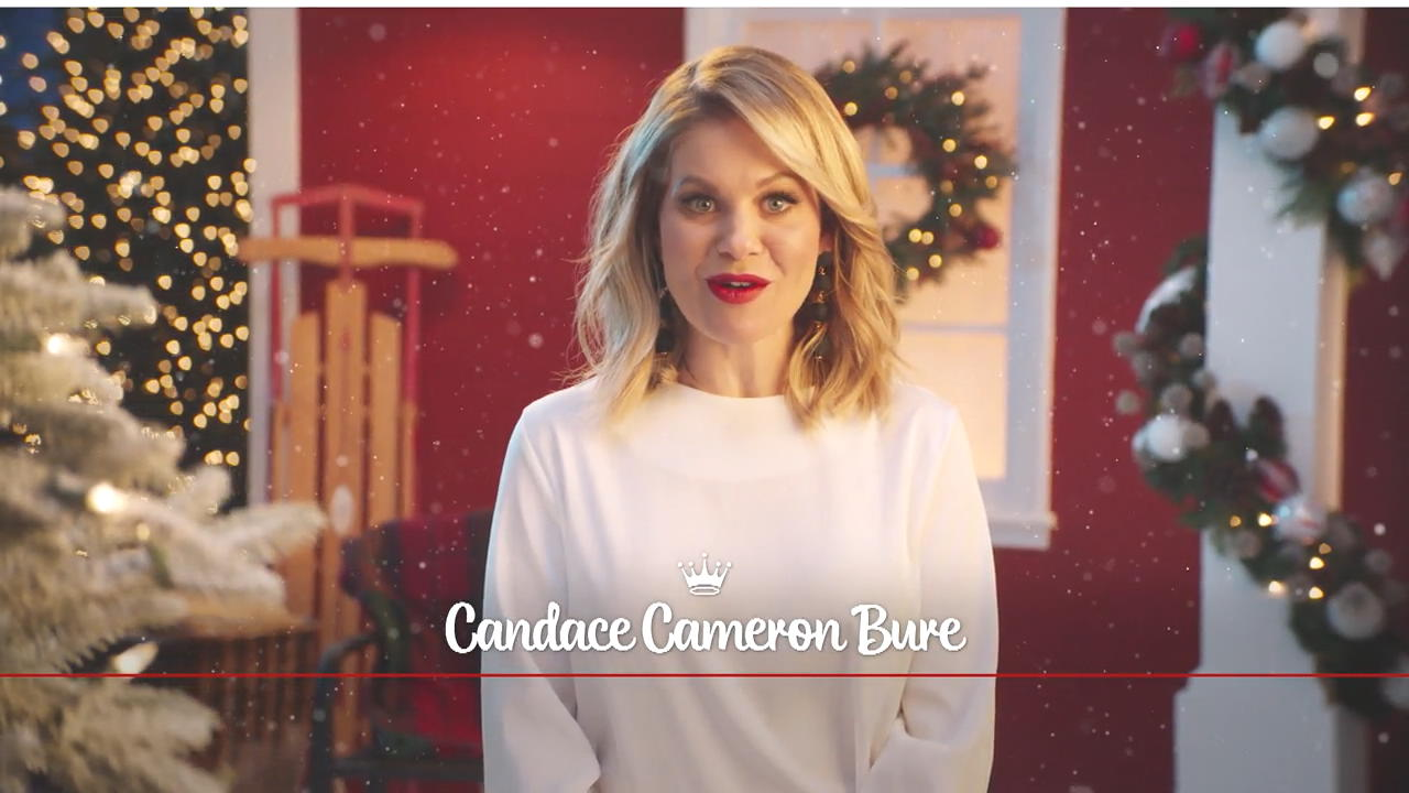 Best Christmas Commercials Preview Thanksgiving Event With Candace Cameron Bure Hallmark