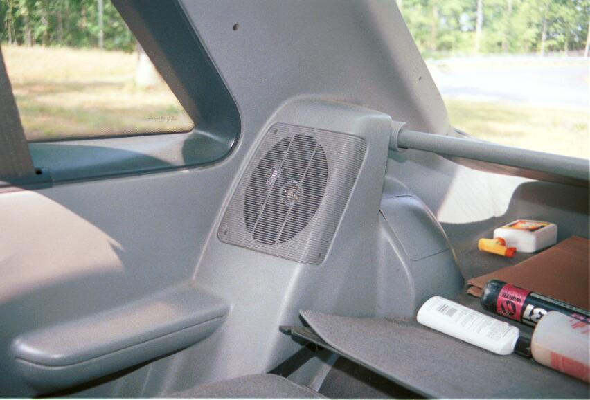 1987-1993 Ford Mustang Car Audio Profile