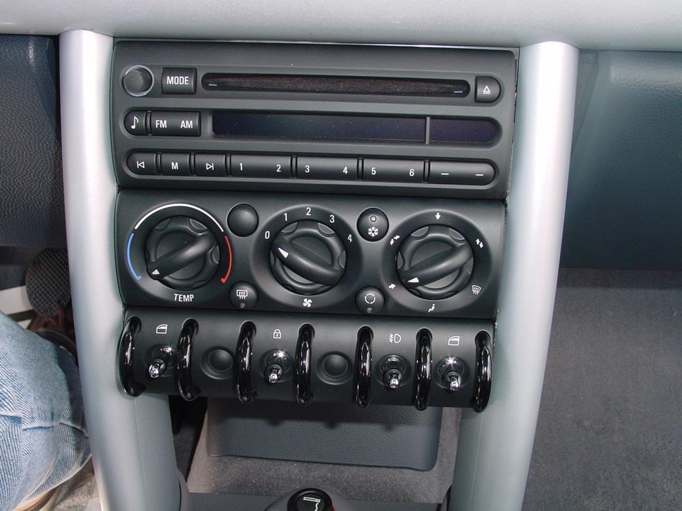 2004 mini cooper stereo wiring
