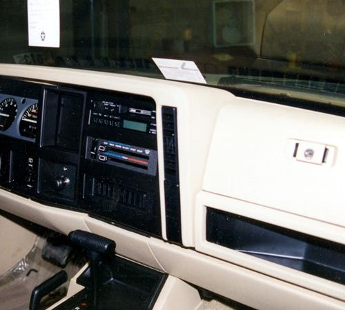 1991 Jeep Cherokee - find speakers, stereos, and dash kits that fit