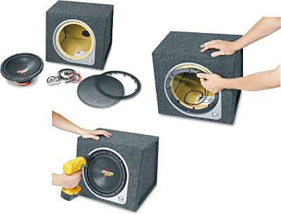 Subwoofer Installation Guide