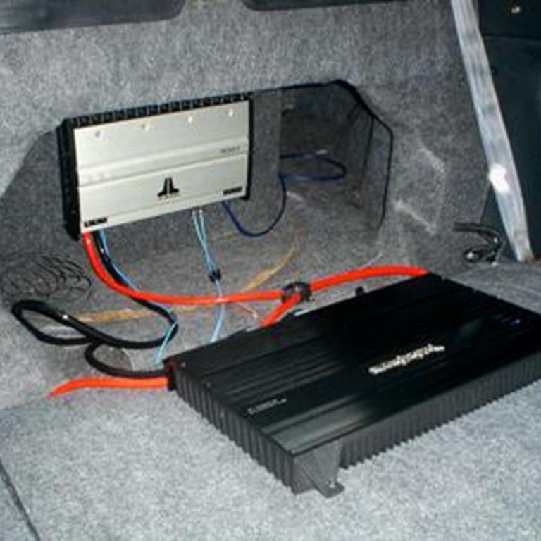 Pontiac Sunfire Audio \u2013 Radio, Speaker, Subwoofer, Stereo
