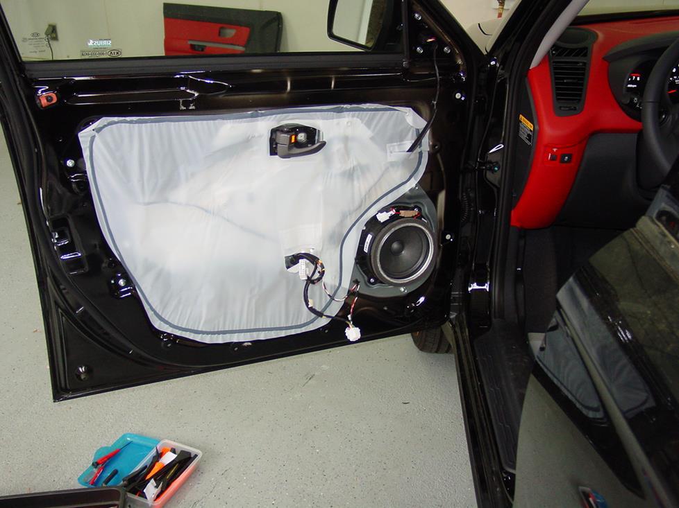 2010-2013 Kia Soul Car Audio Profile