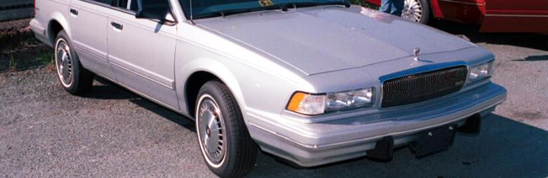 1993 Buick Century - find speakers, stereos, and dash kits that fit