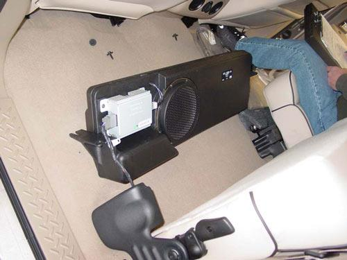 2004-2008 Ford F-150 SuperCrew Car Audio Profile