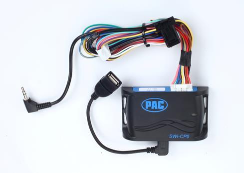 Steering Wheel Audio Control Adapters