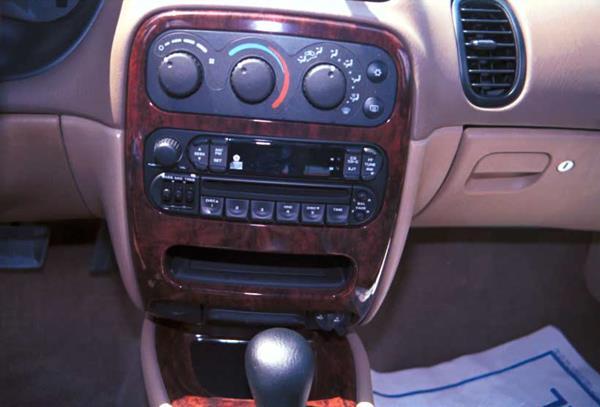 1998-2004 Chrysler Concord, Chrysler 300M, and Dodge Intrepid Car