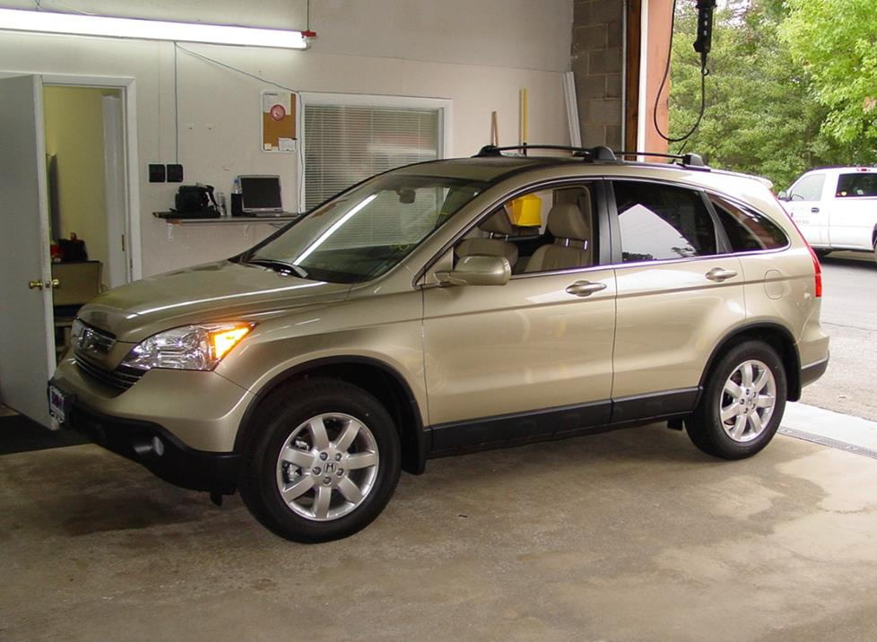 2007-2011 Honda CR-V Car Audio Profile