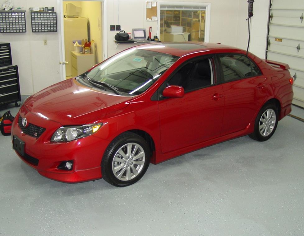 2009-2013 Toyota Corolla Car Audio Profile