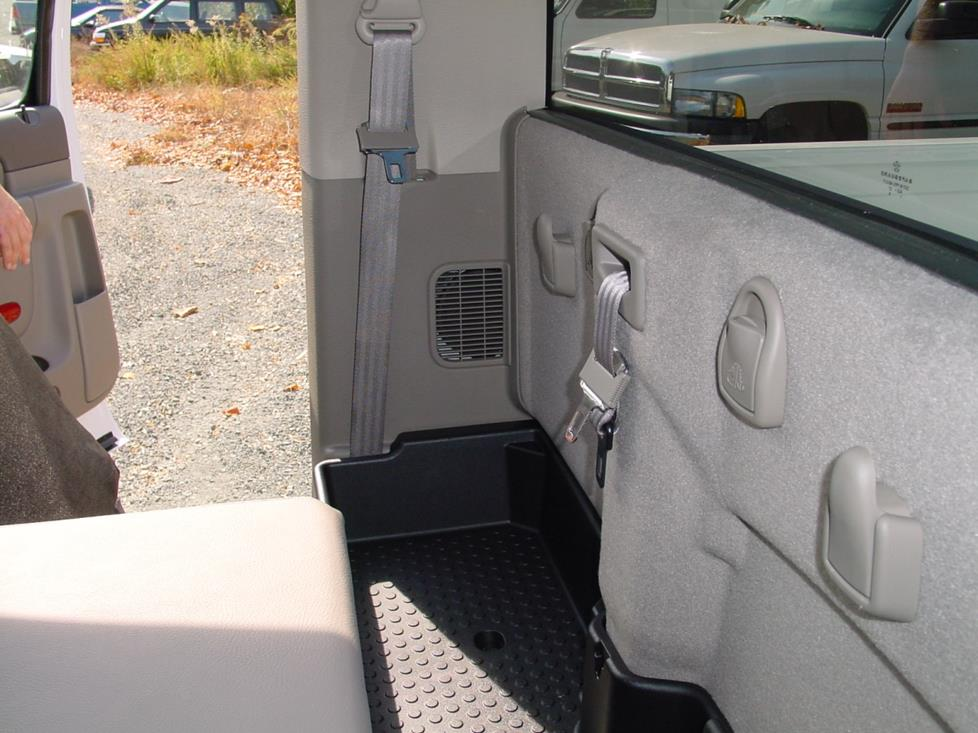 2002-2005 Dodge Ram 1500 Regular Cab Car Audio Profile