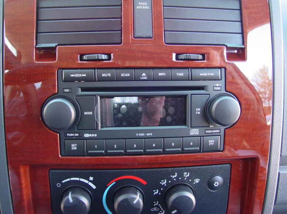 2005-2011 Dodge/Ram Dakota Car Audio Profile