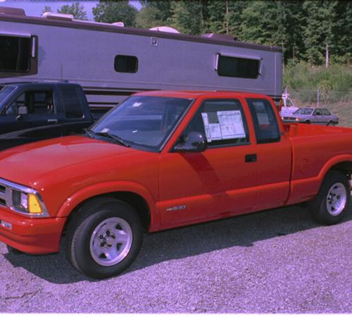 1997 Chevrolet S10 - find speakers, stereos, and dash kits that fit
