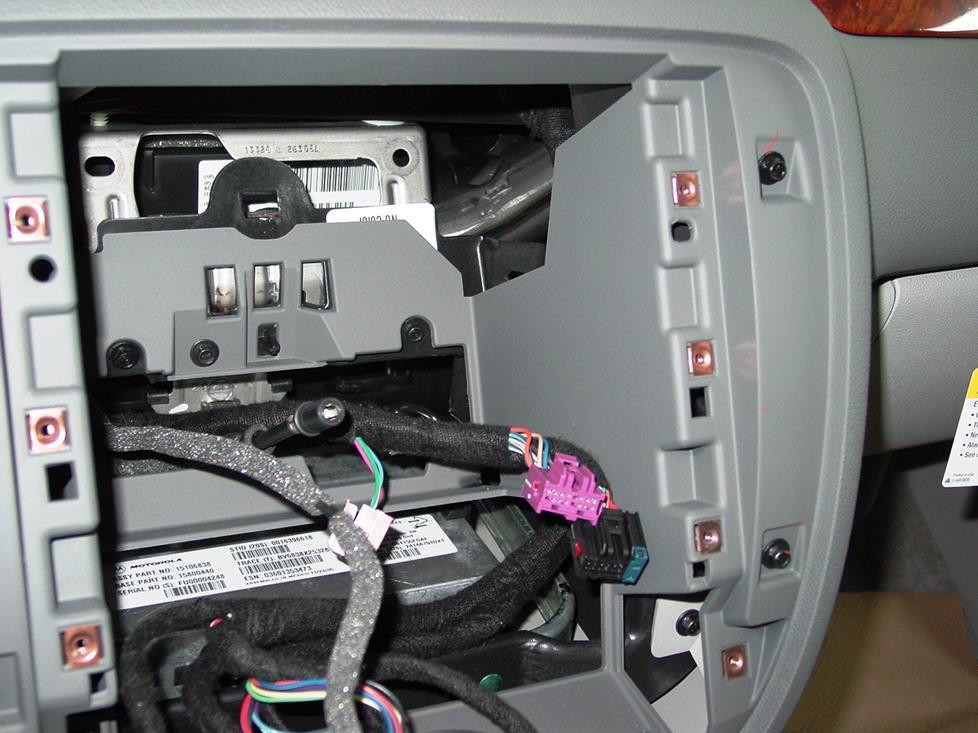 silverado cab wiring harness