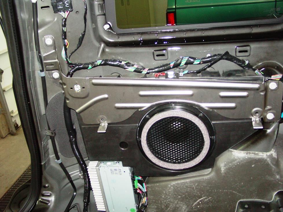 2006-2011 Chevrolet HHR Car Audio Profile
