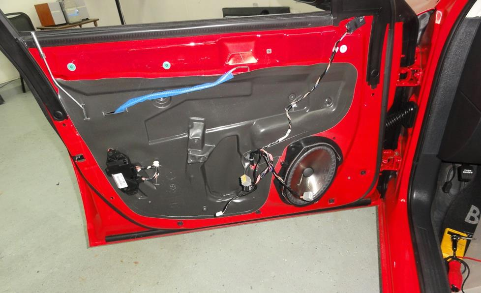 2008-2010 Dodge Charger Car Audio Profile