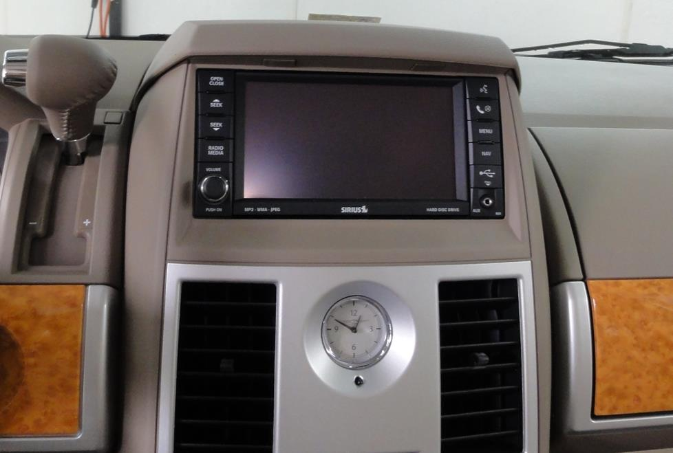 2008-2016 Chrysler Town  Country Car Audio Profile