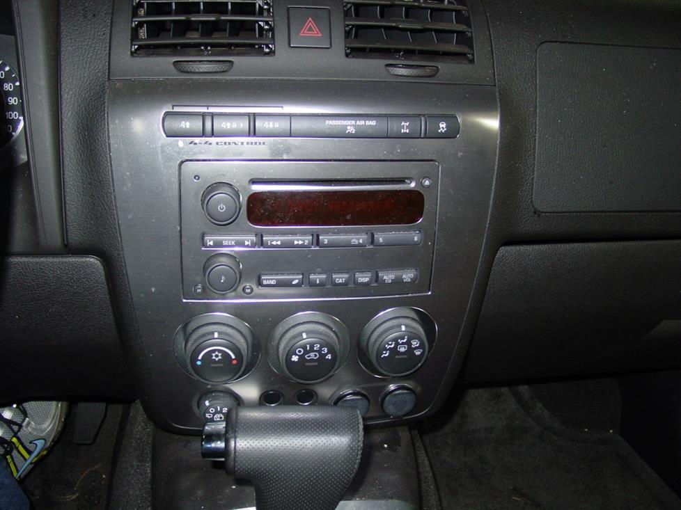 2006-2010 Hummer H3 Car Audio Profile