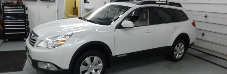 2011 Subaru Outback - find speakers, stereos, and dash kits that fit