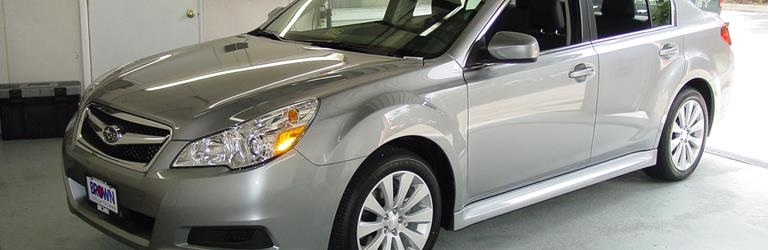 2011 Subaru Legacy - find speakers, stereos, and dash kits that fit